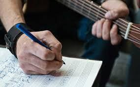 scrivi canzoni