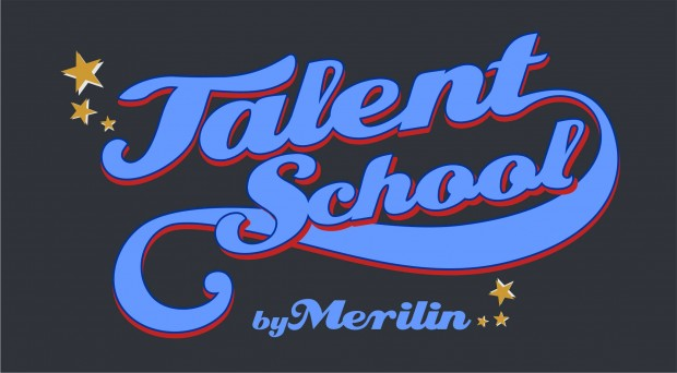 TALENT SCHOOL - logo footer